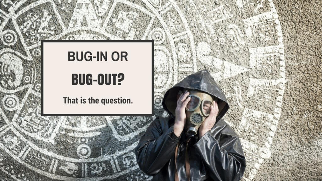 Bug-in or Bug-out