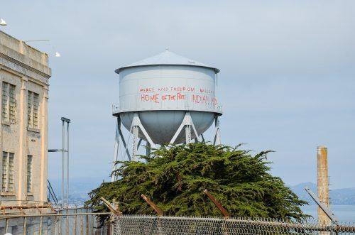 Water towers can provide a great source of SHTF drinking water