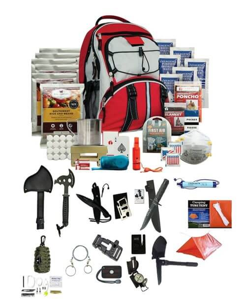 Wise Company 5 Day Emergency Bug Out Bag