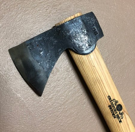 The Survival Axe - The Best Piece of Gear You May Have Overlooked