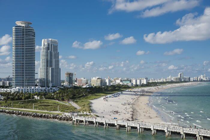 Miami is one of the 11 Cities Most Likely to Run Out of Water
