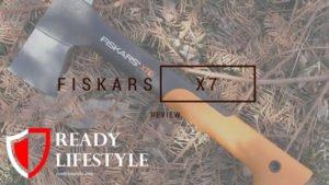 Fiskars X7 Review