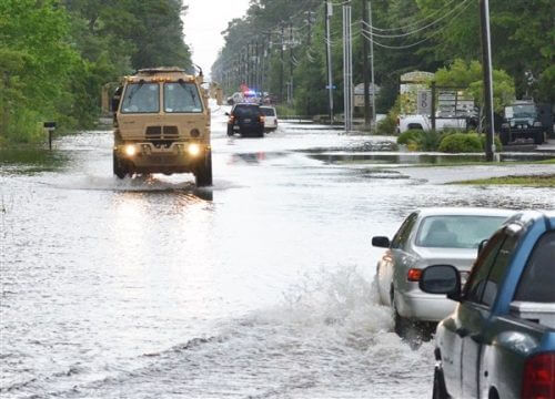 Flood Insurance can help you recover from the most common natural disaster in the United States.