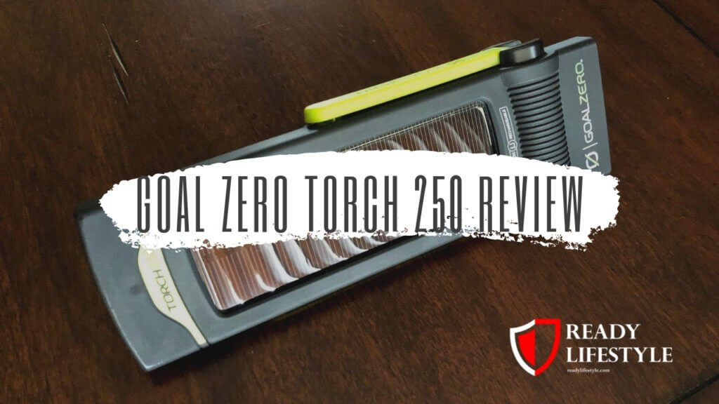 Goal Zero Torch 250 Review