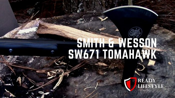Smith & Wesson Extraction and Evasion Tomahawk