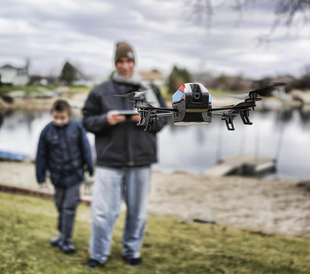 Weaponized Drones will be a threat for the foreseeable future.