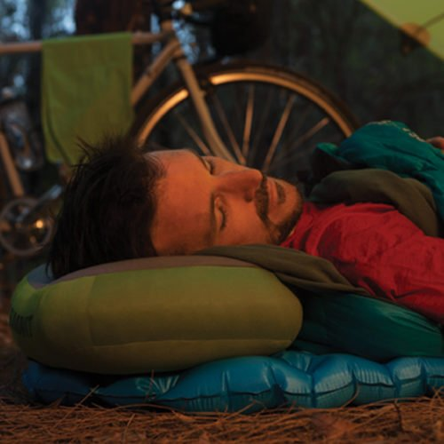 Sea To Summit Aeros Pillow Laying Down