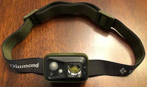 Best Headlamp - Black Diamond Spot Headlamp Front