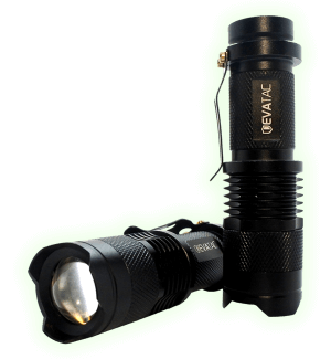 Free Q5 Taclight Flashlight