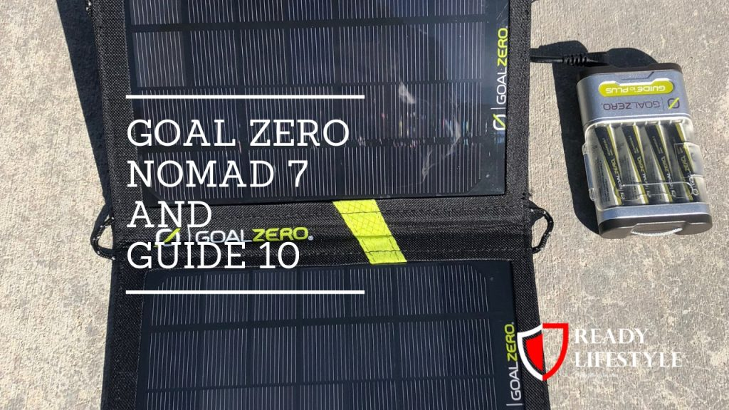 Goal Zero Nomad 7 Solar Panel and Guide 10 Battery Pack Review