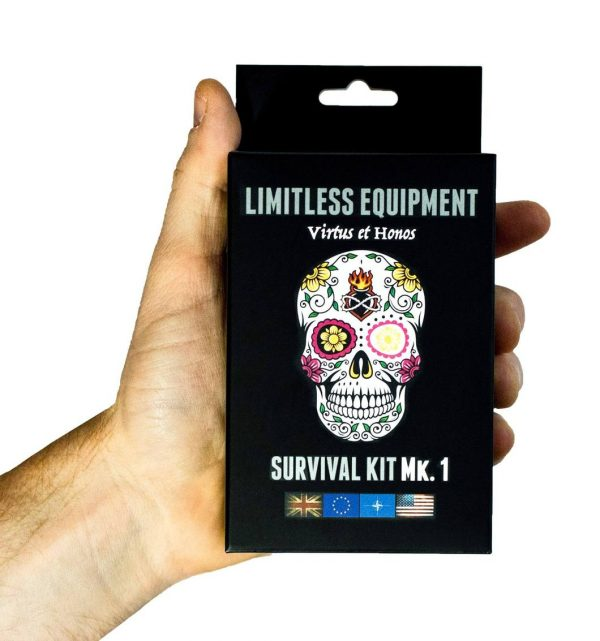 Limitless Equipment MARK 1 Survival Kit