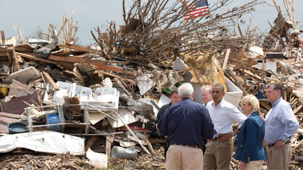 The US Town Prepping for 'Devastating' Disaster - What are You Getting Ready For?