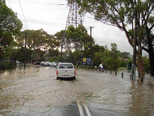Flood Water Danger