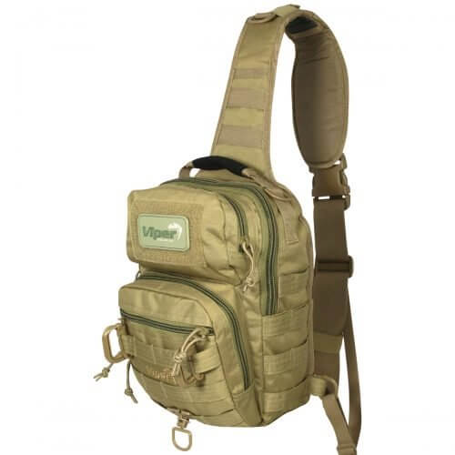 Shoulder Pack for Primitive Camping