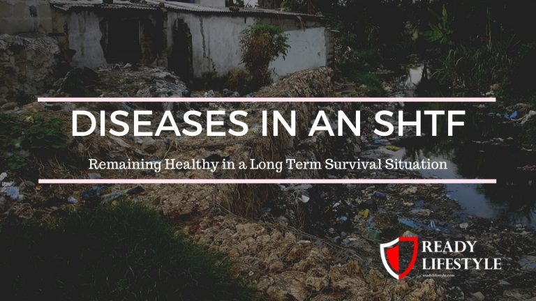 Diseases in an SHTF