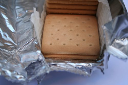 Packaged Hardtack