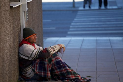 Homeless Survival - Learn where to shower and get water to drink.