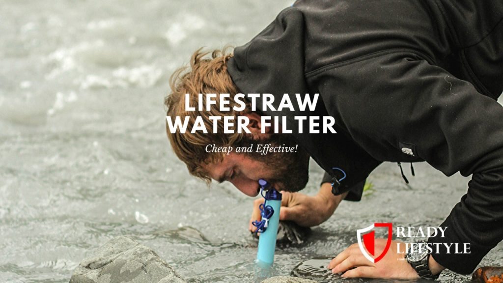 LifeStraw Review - The LifeStraw Personal Water Filter