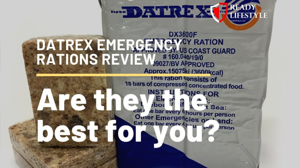 Datrex Emergency Rations Review