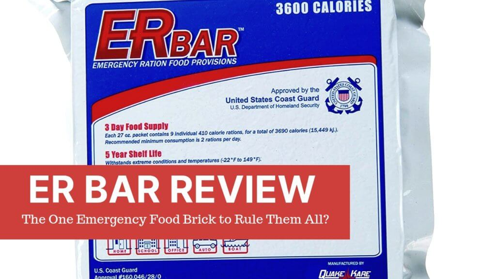 ER BAR REVIEW