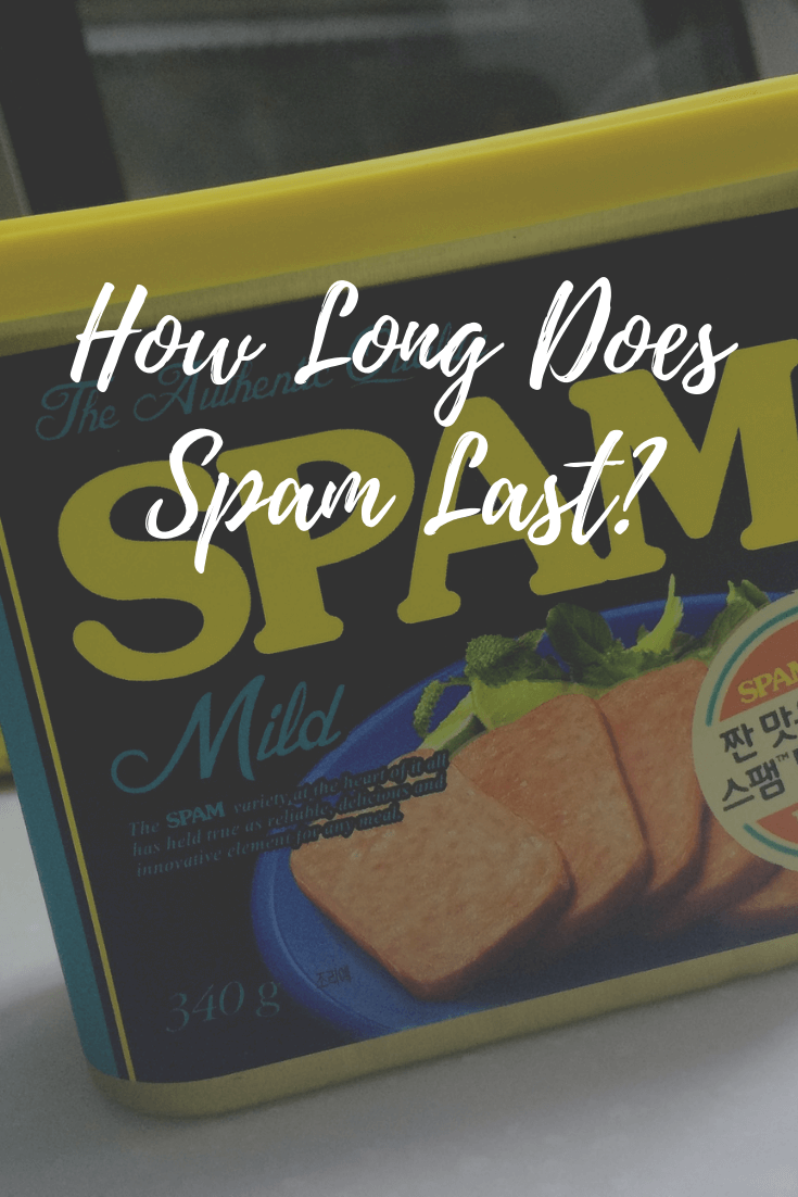 How Long Does Spam Last?