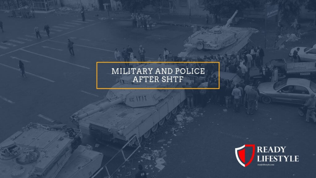 What Happens to the Military and Police After SHTF - EROL and WROL