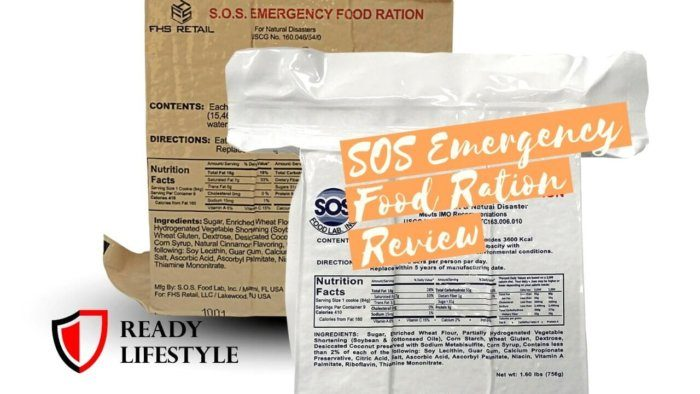 S.O.S. Emergency Food Rations