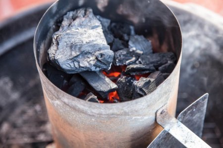 Making Activated Charcoal