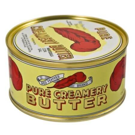 Red Feather Butter