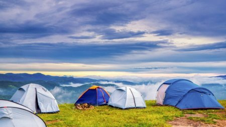 How to Live in a Tent - Tips and Tricks to Make it Bearable