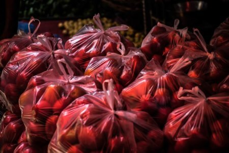 Bagged Tomatoes