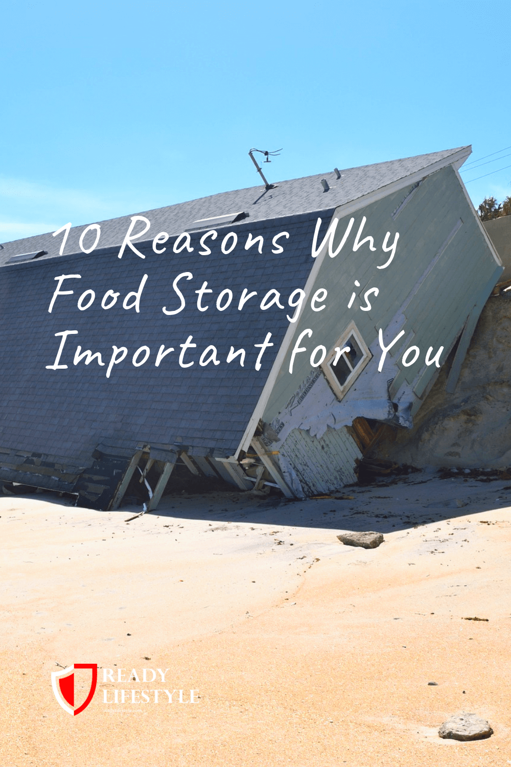 10 Reasons Why Food Storage is Important for You