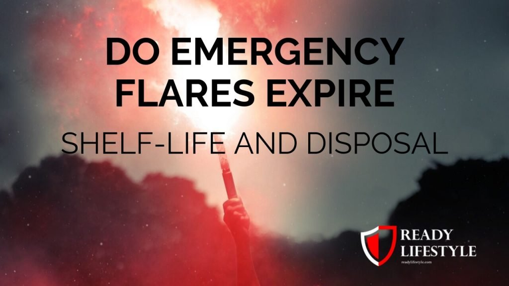 Do Emergency Flares Expire