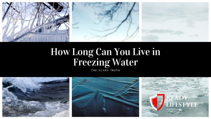 How Long Can You Live in Freezing Water