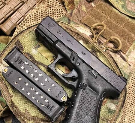 How Much Does a Fully Loaded Glock 19 Weight?