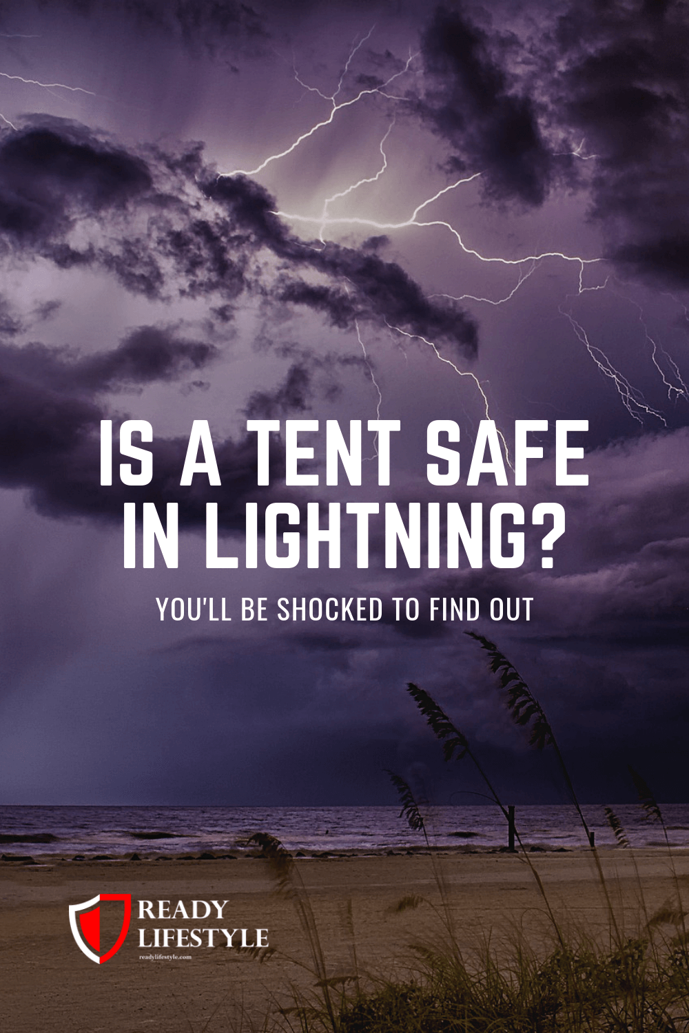 Is a Tent Safe in Lightning?