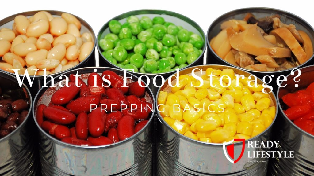 What is Food Storage
