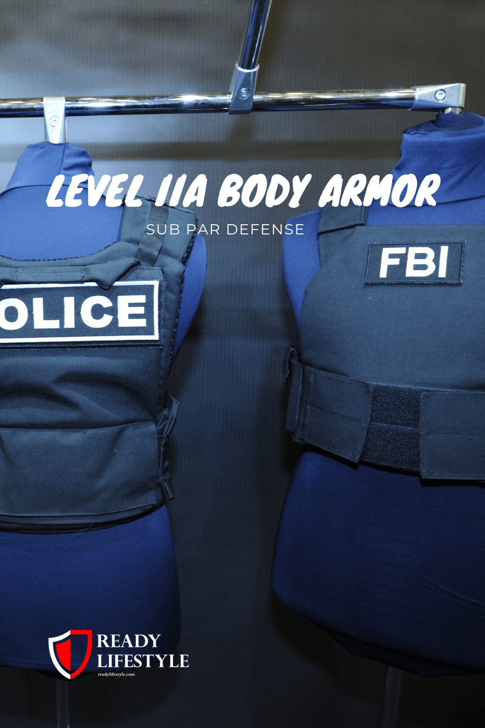 Level IIa Body Armor