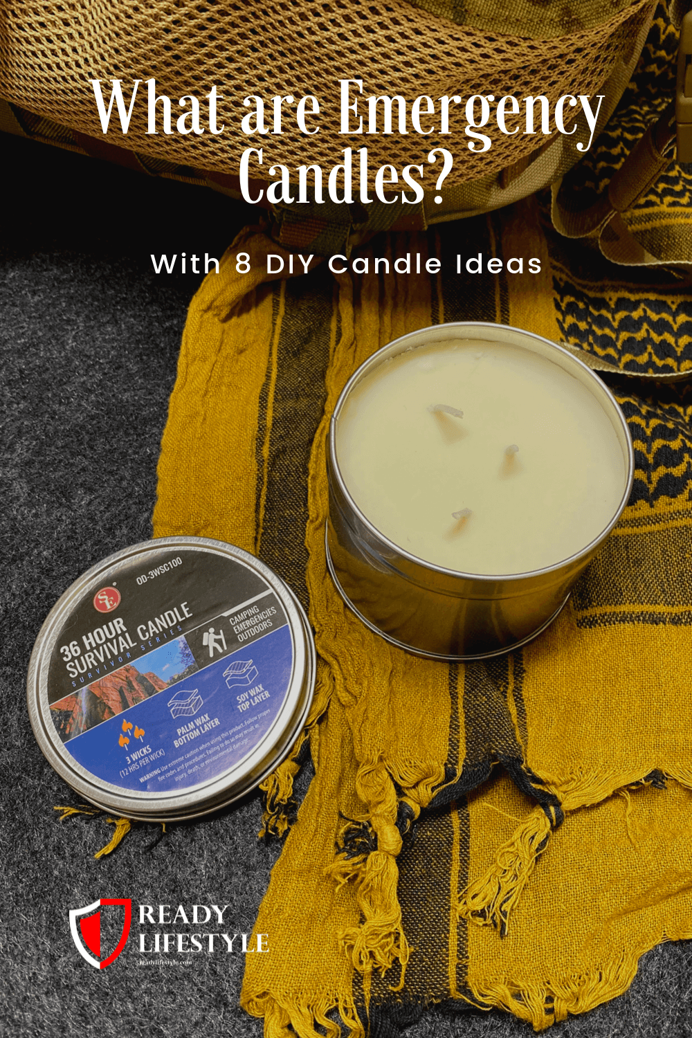 What are Emergency Candles_