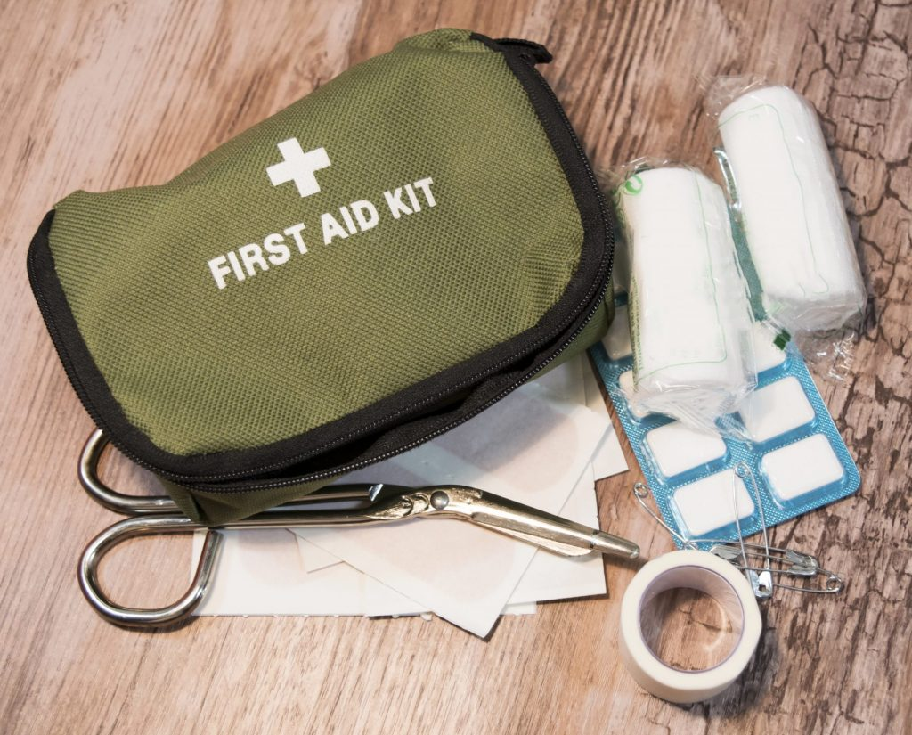 Recommended First Aid and Medical Gear