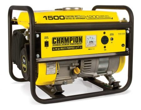 Can a Portable Generator Get Wet