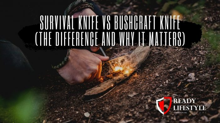 Survival Knife vs Bushcraft Knife