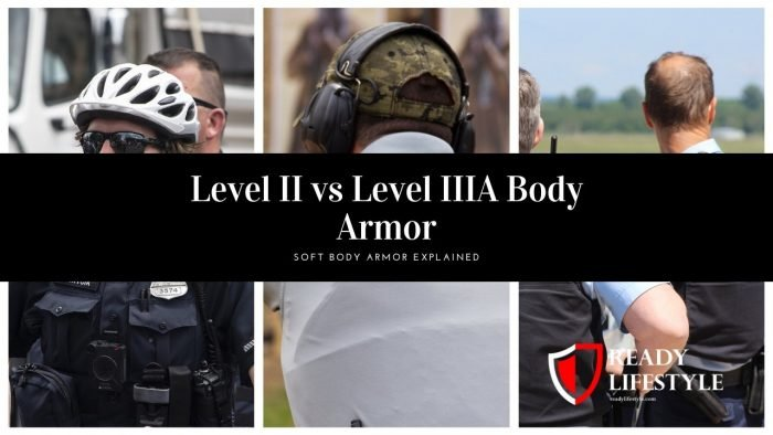 Level II vs Level IIIA Body Armor