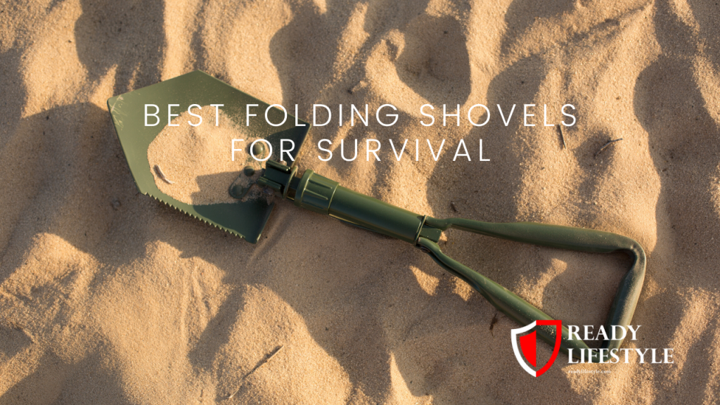 Best Folding Shovels for Survival