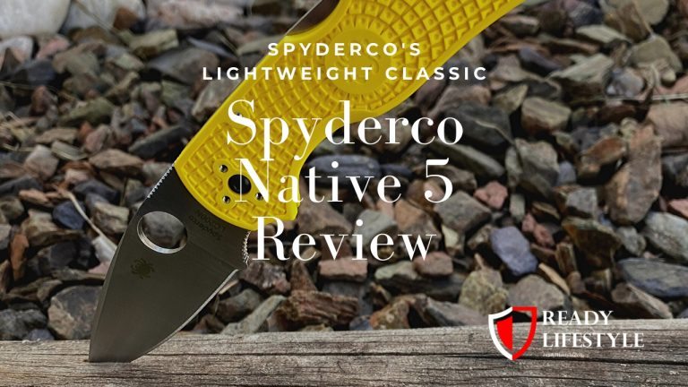 Spyderco Native 5
