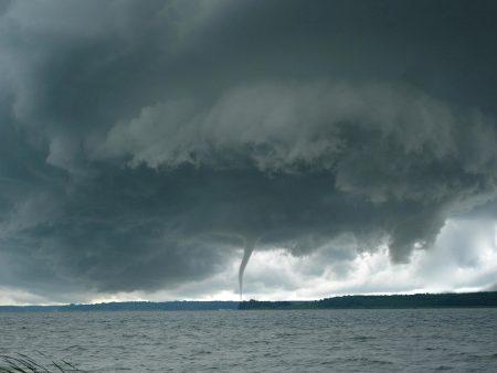 Signs of a Tornado